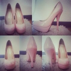 High Heels rosa. #Stuffle