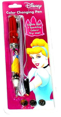 Disney+Snow+White+Princess+Color+Changing+Pen+ http://stores.ebay.com/JEWELRY-AND-GIFTS-BY-ALICE-AND-ANN