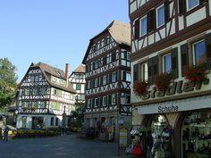 Marktplatz Mosbach by Kweinland