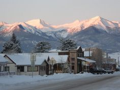 westcliffe colorado | Westcliffe, CO at Christmas