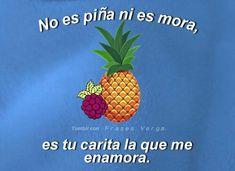 Spanish Pick Up Lines, Cute Memes, Funny Memes, Romantic Memes, Cool Phrases, Tumblr Love, Roblox Memes, Weird Words, Sad Love