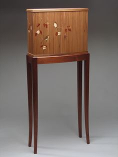 Cabinets — Craig Vandall Stevens Studio Furniture, Old Furniture, Decoration, Wood Art, Woodworking, Cabinets, Table, Home Decor, Marquetry