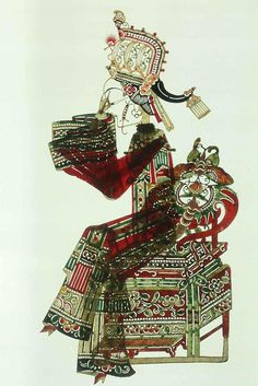 Chinese Shadow Puppetry   Northern Central China