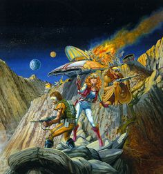 Larry Elmore, Star Frontiers
