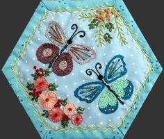 Gipsy Quilt: BeeQuilt