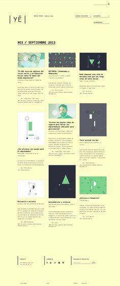 YÉ Papers on Behance Creative Pizza, Portfolio Ideas, Web Design Inspiration, Alternative, Behance, Branding, Layout, Graphic Design, Digital