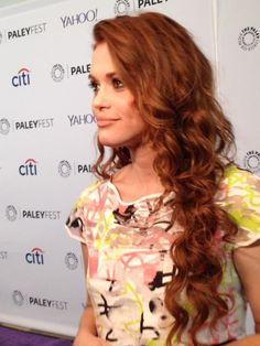 Holland Roden attends the Paley Center For Media's 32nd Annual PALEYFEST LA 'Teen Wolf', on 11th march 2015.