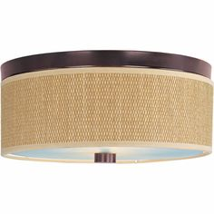 Buy the Oil Rubbed Bronze Direct. Shop for the Oil Rubbed Bronze Elements Flush Mount Indoor Ceiling Fixture - Fabric Shade Included and save. Ceiling Fixtures, Light Fixtures, Ceiling Lights, V Max, Semi Flush Lighting, Lighting Direct, Thing 1, Flush Mount Ceiling, Fabric Shades
