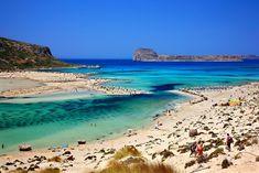 'Balos magic - Crete island' by Hercules Milas Sea And Ocean, Ocean Beach, Crete Island, Most Beautiful Beaches, Beach Look, Mediterranean Sea, Greek Islands, Beautiful Islands, Hercules