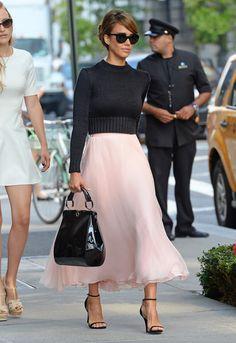 Jessica Alba | New York | 12 Sep 2013