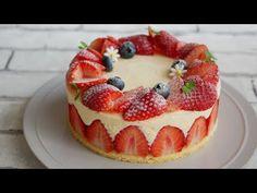 めっちゃ美味!!!ホワイトチョコムースケーキ | White chocolate mousse cake - YouTube White Chocolate Mousse Cake, Choc Mousse, Mouse Recipes, Caramel Pudding, Modern Cakes, Best Cake Recipes, Just Cakes, Asian Desserts, Cake Youtube