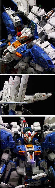 A HUGE 1/35 EX-S Gundam!!! | DesmondChieng.com