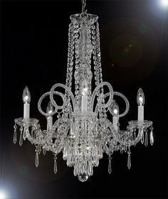 "CJD-C181/Silver/20048 New Crystal Chandelier Murano Venetian Style Chandeliers Lighting 24""X28"""