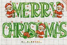 ru / Foto nº 196 - 43 + 8 - Santa Cross Stitch, Beaded Cross Stitch, Crochet Cross, Cross Stitch Charts, Cross Stitch Designs, Cross Stitch Embroidery, Cross Stitch Patterns, Hand Embroidery, Cross Stitch Christmas Ornaments