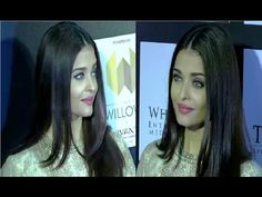 Aishwarya Rai at Lions Gold Awards 2016.