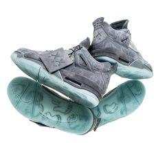 """flightclub: """"KAWS x Air Jordan 4 (at Flight Club) """" Sneakers Mode, Bow Sneakers, Sneakers Fashion, Fashion Shoes, Jordan 4, Jordan Tenis, Reebok, Converse, Adidas"""