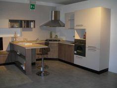 Cucina angolare Arredo 3 PETRA a Varese