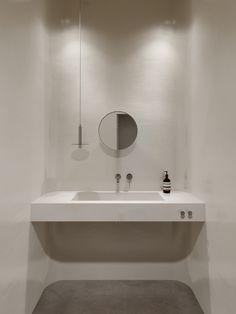 Antwe Design on Behance Psychologist Office, Architecture Old, Architect Design, Home Bedroom, Powder Room, Behance, House, Interior Design, Toilet
