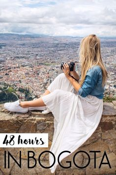 With a rich history and a promising future, Bogotá, Colombia is a fascinating place to be right now. And it's so much bigger than you think! With a metro population of nearly ten million people, the city dwarfs most American and European cities. Here's how to experience the best of the best with 48 hours in Bogotá!