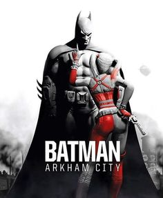 Batman & Harley Quinn Arkham City