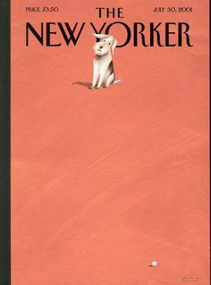 Another New Yorker's cover.