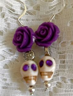 Día de Muertos  Day of the Dead Halloween by MimisLatestObsession, $18.00