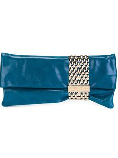 Shoppen Jimmy Choo 'Chandra' Clutch von Fashion Clinic aus den weltbesten Boutiquen bei farfetch.com/de. In 300 Boutiquen an einer Adresse shoppen.