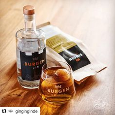 #Repost @ginginginde  Back in November @burgendrinks told us about their new coffee range. Since there is a gin korn and vodka already coffee is an interesting line extension. I told you about coffee tonic and gin mixtures before but I tried something new: Cold brew ice coffee cubes/balls. I used the Burgen Coffee and made a cold brew in my @goat_story Gina only to put it right into the freezer. Now I have a few sweet and coffee loaded ice balls for drinks. The taste is great. If you like…