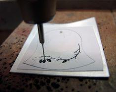 Diario aprendiz de joyero: Anillo hueco Wire Art, Jewelry Making, Sculpture, Metal, Rings, How To Make, Bracelet, Jewels, Creativity