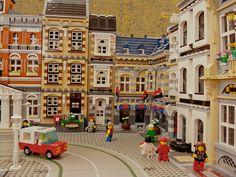 City Diorama by f_Random on Flickr