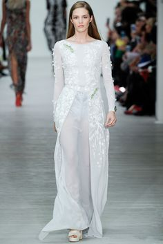 Matthew Williamson - Spring 2014 Ready-to-Wear - Look 33 of 35