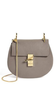 Chloé 'Drew' Leather Crossbody Bag