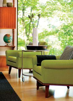 Rénovations style minimaliste et organique scandinave.