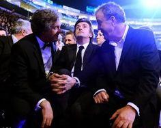 Hammond's best David Tennant impression