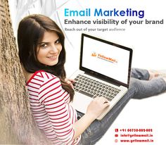 Our effective bulk Email Marketing program promotes your Products and get more customers. Know more visit : http://www.yellowmail.in/