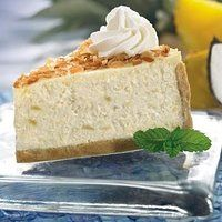 El Torito Pina Colada Cheesecake