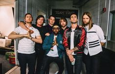 Not too long ago, famed band Maroon 5 announced their 2020 North American Tour with special guest Meghan Trainor. Meghan Trainor, Adam Levine, Maroon 5, Jason Mraz, Charlie Puth, Justin Timberlake, Imagine Dragons, Coldplay, Cardi B