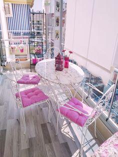 Ev Gezmesi - Balkonum