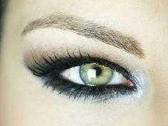 Smoke eye  @youareespecial @ritamartinsmakeup #smokeeye #makeup #makeupartist #maquilhagem #olhoesfumado #youtuber #youtuberportuguesa #olhospequenos #palpebracaida #