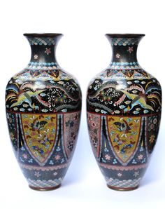 Vintage Lenox Presidential Garden Vase Collection Lenox
