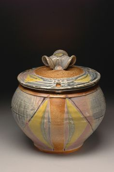 josh deweese ceramics | Josh DeWeese love the knob on this
