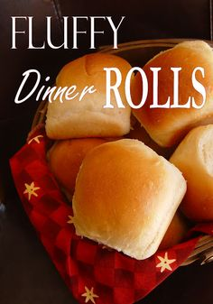 Jamie Cooks It Up!: Fluffy Dinner Rolls - ready in about an hour! Tried these but needed 20 more min rising time and 30 min more cooking time so try a different recipe. Tasted good once cooked enough.