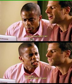 Psych Silly lines