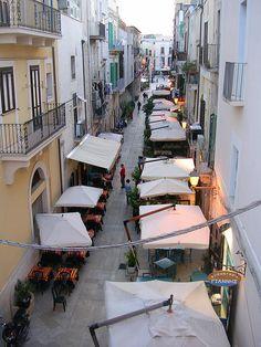 la ristoranza barivecchiana- Old Bari - Puglia, Italy. http://www.italianeat.nl