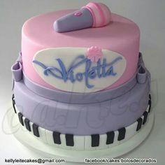 Bolo Violetta