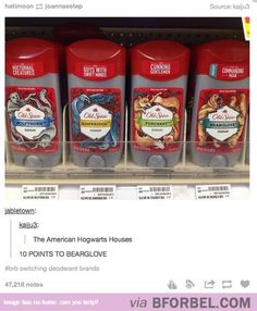 American Hogwarts…