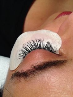 147e81f2466 Did you know we now offer eyelash extensions? Our certified lash stylist,  Afton,