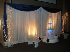 Winter Formal Decorating Ideas | Formals, Winter Dance, Weddings, Receptions