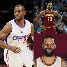 Active assist leaders in the NBA.  1) Chris Paul 8059 2) LeBron James 7294 3) Deron Williams 6733  #repre23nt #dhtk #cp3 #cavs