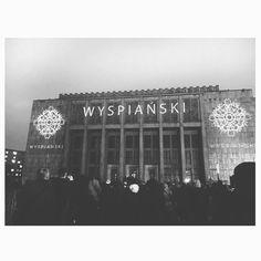 """@brokenkite_ na Instagramie: """"#muzeumnarodowewkrakowie#wyspiański#cracow#mapping#mnk#art#museum#polishart#muzeumnarodowe"""""""